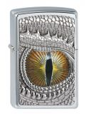 Dragons Eye - Collection 2012 - Chrome high polished - Zippo-Art.-Nr.: 2.002.539 - Suggested Retail: Euro 79,95  40 45233 00883 2