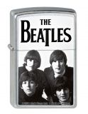 The Beatles - Spring 2012 - Street Chrome - Zippo-Artikel-Nummer: 2.002.862 - Suggested Retail: Euro 39,95